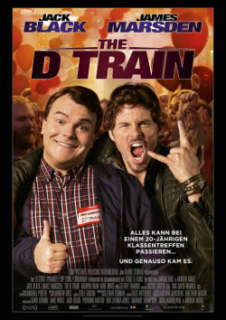 The D Train - Plakat zum Film