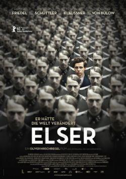 Elser - Er hätte die Welt verändert - Plakat zum Film