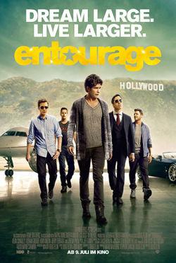 Entourage - Plakat zum Film