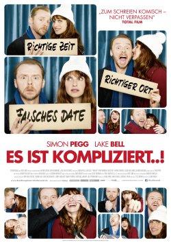 Es ist kompliziert...! - Plakat zum Film