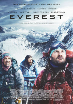 Everest - Plakat zum Film