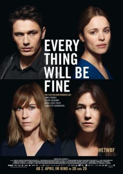 Every Thing Will Be Fine - Plakat zum Film