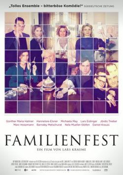 Familienfest - Plakat zum Film