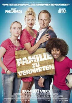 Familie zu vermieten - Plakat zum Film