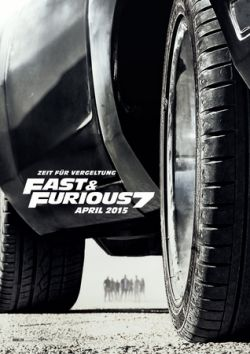 Fast And Furious 7 - Plakat zum Film