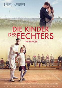 Die Kinder des Fechters - Plakat zum Film