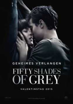 Fifty Shades Of Grey - Plakat zum Film
