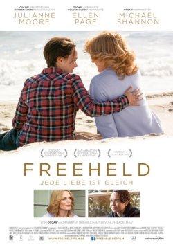 Freeheld - Jede Liebe ist gleich - Plakat zum Film