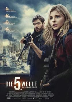 Die 5. Welle - Plakat zum Film