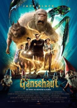 Gänsehaut - Plakat zum Film