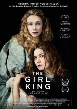 The Girl King - Plakat zum Film