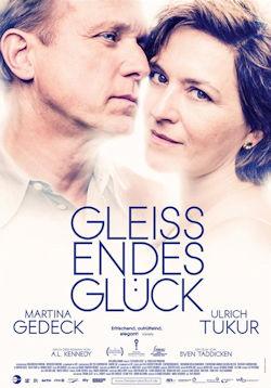 Gleißendes Glück - Plakat zum Film