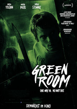 Green Room - Plakat zum Film