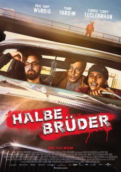 Halbe Brüder - Plakat zum Film