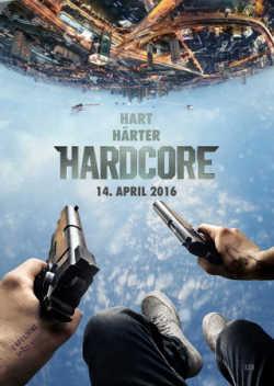 Hardcore - Plakat zum Film