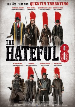 The Hateful Eight - Plakat zum Film
