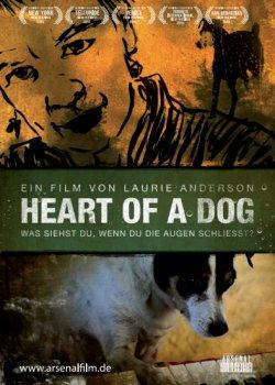 Heart Of A Dog - Plakat zum Film