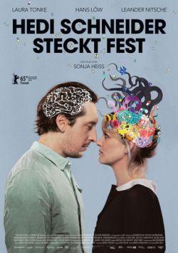Hedi Schneider steckt fest - Plakat zum Film