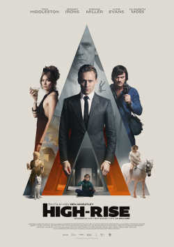 High-Rise - Plakat zum Film