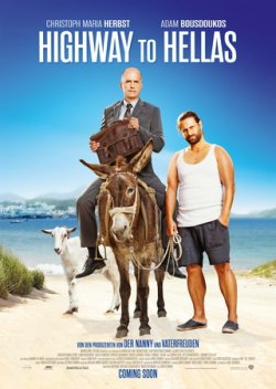 Highway To Hellas - Plakat zum Film