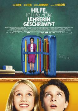 Hilfe, ich habe meine Lehrerin geschrumpft - Plakat zum Film