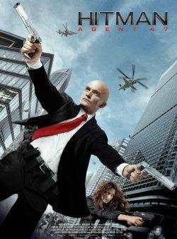 Hitman: Agent 47 - Plakat zum Film
