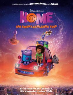 Home - Ein smektakulärer Trip - Plakat zum Film