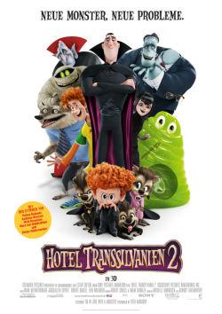 Hotel Transsilvanien 2 - Plakat zum Film