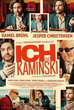 Ich und Kaminski - Plakat zum Film