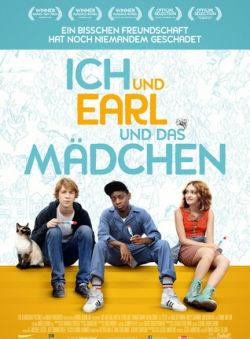 Ich und Earl und das Mädchen - Plakat zum Film
