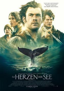Im Herzen der See - Plakat zum Film