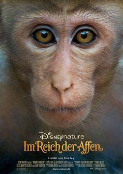 Im Reich der Affen - Plakat zum Film