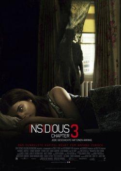 Insidious: Chapter 3 - Jede Geschichte hat einen Anfang - Plakat zum Film