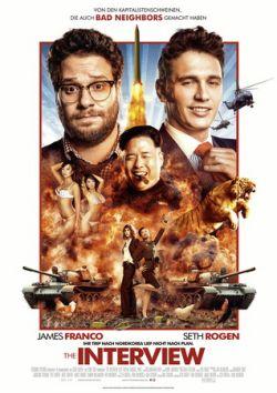 The Interview - Plakat zum Film