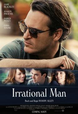 Irrational Man - Plakat zum Film