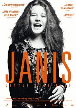 Janis: Little Girl Blue - Plakat zum Film