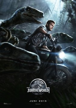 Jurassic World - Plakat zum Film