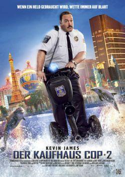 Der Kaufhaus Cop 2 - Plakat zum Film