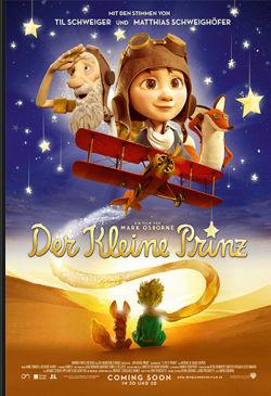Der kleine Prinz - Plakat zum Film