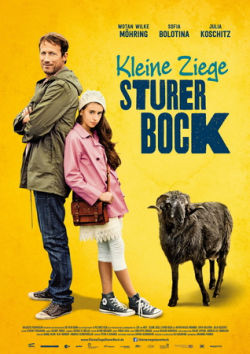 Kleine Ziege, sturer Bock - Plakat zum Film