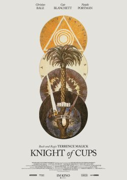 Knight Of Cups - Plakat zum Film