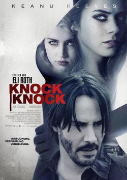 Knock Knock - Plakat zum Film