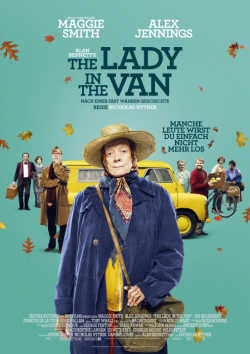 The Lady In The Van - Plakat zum Film