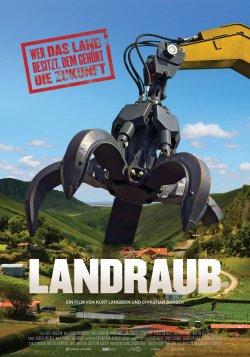 Landraub - Plakat zum Film