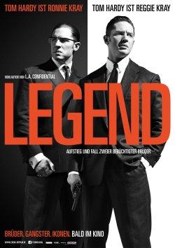 Legend - Plakat zum Film
