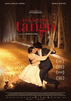 Ein letzter Tango - Plakat zum Film