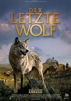 Der letzte Wolf - Plakat zum Film
