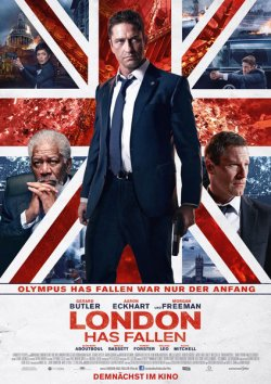 London Has Fallen - Plakat zum Film