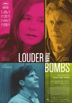 Louder Than Bombs - Plakat zum Film