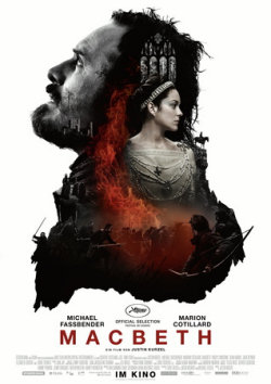Macbeth - Plakat zum Film
